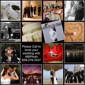 Corinthian Wedding Package, ABI Photography, San Diego