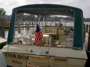 Endeavor, BayView Event Center & Charter Cruises, Excelsior — Endeavor
