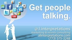 Chicago Events * FULL *: Get People Talking (