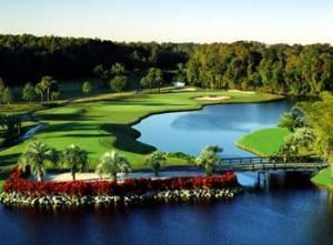 Shades of Green, Orlando — Step onto the first tee and into the shoes of champions. Power your way down the fairways at this home to the final rounds of the PGA TOUR FUNAI Classic. These beautifully manicured links, designed by Joe Lee, are named for an abundance of fragrant Magnolias. Elevated tees, spacious greens and tranquil water hazards immerse you in a natural setting fit for a fulfilling round of championship golf. 