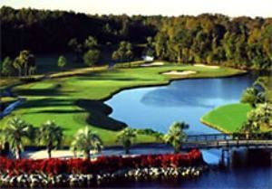 Walt Disney World, Orlando — Experience the natural beauty of the Florida woodlands that makes this majestic course one of America's premier resort destinations. Both a pleasure to play and one of Disney's toughest courses, this Joe Lee masterpiece features sparkling lakes and tropical sand, all in a gorgeous golf landscape populated with strategically placed palms. Played each year as part of the PGA TOUR FUNAI Classic, Disney's Palm offers plenty of challenges for the novice and seasoned pro alike. 