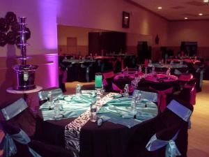 Silver Package for 50 Guests, A Party Hall, Miami