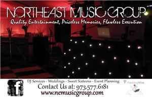 Northeast Music Group & Events - Toms River, Toms River — NYC/NJ Premier Event DJ, any event, any type of party.