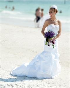 DJ & Photographer  Package, DJD Entertainment Inc., Palm Harbor — Beach Wedding