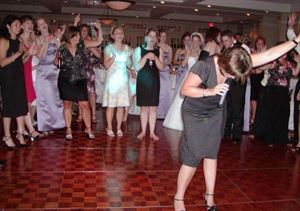 DJ Event Package, DJD Entertainment Inc., Palm Harbor — Karaoke Wedding