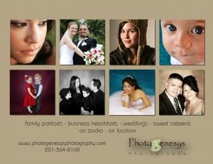 Photogenesys Photography, North Bergen