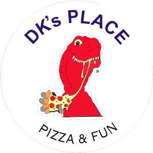 Dks Place, Woodland — Dk's Place is a Pizzeria with a huge family arcade specializes in kids parties in Woodland. DK's Place has one of the best pizzas in Woodland. Clean and friendly probably the cleanest and friendliest in 'the world'.