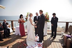 From Consultation to Recessional Wedding Officiant Package, Wholly Ignited Wedding Minister, Aliso Viejo