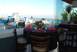 Party Package!  Waterfront Venue, Proud Mary's Restaurant, Dana Point — Rehearsal Diiner