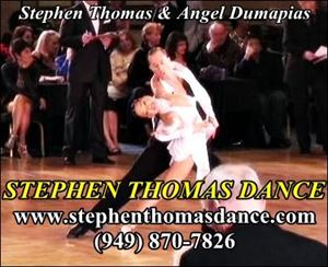Latin Dancing Entertainment, Stephen Thomas Dance - Los Angeles Entertainers and Dancers, Los Angeles — Stephen Thomas and Angel Dumapias - Professional Latin Dancers for Shows, Events, Parties, Function and Reception