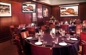 Sullivan's Steakhouse, Dallas — Pefect private dining space for rehearsal dinners, corporate business meetings or luncheons and great for presentation.  Complimentary A/V equipment and no food and beverage minimums or room fees. Contact Joscelyne Ambrose-  jambrose@dfrg.com for additional questions. 972-267-9393