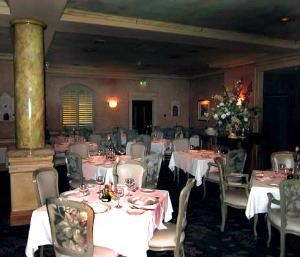 Main Dining Room, Rosa's Restaurant, Ontario