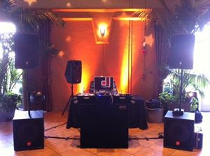 Wedding Package , Dj Stallion Entertainment, Martinez — Big Set Up For Weddings