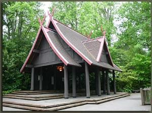 Thai Village, Woodland Park Zoo, Seattle — Thai Village