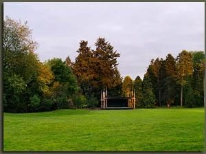 North Meadow, Woodland Park Zoo, Seattle — North Meadow