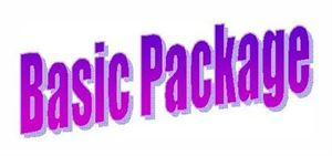 Basic Package, Spinmaster Entertainment, Freehold — Basic Package