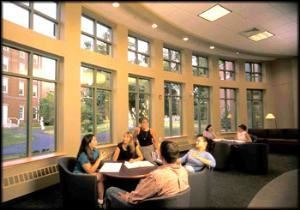 Parker Pavilion/Interactive Classroom, University of New England, Portland