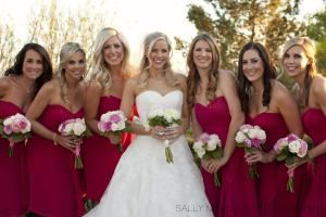 Sally Manlove Photography, Wichita — Tucson, AZ wedding at Skyline Country Club