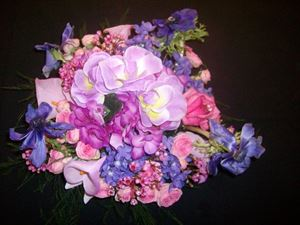 Elegant Centerpiece (2 flower types) Event Package, Beautiful Blooms by Larry, Carlsbad