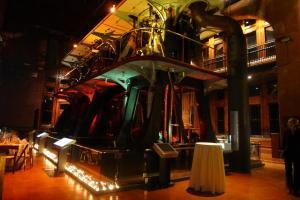 Great Engines Hall - Dinner, Waterworks Museum, Chestnut Hill