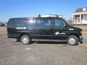 4 Hour Package -Taxi / Shuttle Service , Anderson Shuttle Service, Lakewood — 9 passenger van