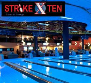 The Pocket Package, Strike Ten Lanes & Lounge, Roselle