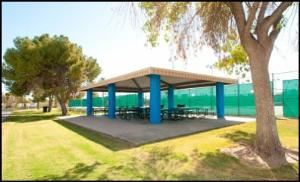 Corporate Ramada Area, Kiwanis Recreation Center, Tempe — The Covered Ramada includes 3 grills and 13 picnic tables for seating of about 100. A beer permit may be purchased for this facility depending on your event. For availability and pricing informaiton please contact David_Bucher@tempe.gov or 480-350-5791.
