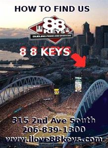 Large Fun Space For All Types Of Parties! , 88 Keys Dueling Pianos, Seattle