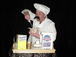 Package 3 - Birthday Magic Show, The Great Stephan & His Magical Mysteries, Lewiston — The Great Stephan,Maine Magician who is one of the most requested birthday party magician. He will bring great magic along with Great laughter.