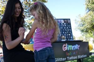 Party Planet Xtreme - Glimmer Body Art, Metairie