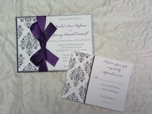 Simply Imagine, Atlanta — Simple Elegance Invitation Suite