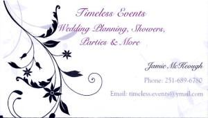 Timeless Events, Mobile