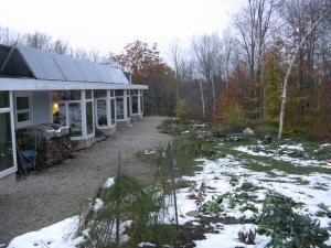 Weekend Small Meeting/Retreat/Reunion , Inn Nature, Chesterfield — Inn Nature B&B and Yoga