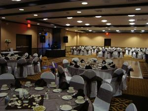 Wedding Reception Package, Temporary Tempo, Hemet — SImple Reception