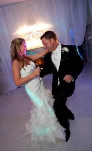 TRAXX ENTERTAINMENT, Port Saint Lucie — Kassie & Derrick 1st Dance