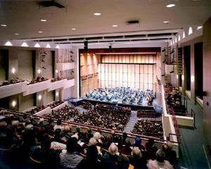 The Mary Collier Baker Theater, Rachel M. Schlesinger Concert Hall and Arts Center, Alexandria