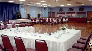Banquet Hall, Purcell Banquet Center, Cincinnati — Banquet Hall