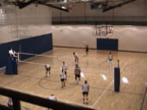 Gymnasium, Eagan Community Center, Saint Paul