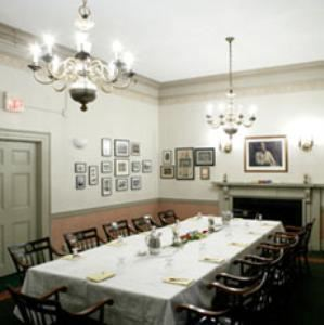 Main Clubhouse - Gardner Room, Harvard Club of Boston, Boston