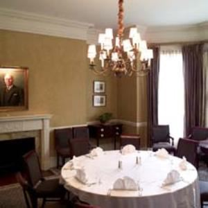 Main Clubhouse - MacIntyre Room, Harvard Club of Boston, Boston