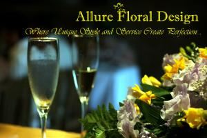 Allure Floral Design, Old Bridge — Pushing weddings beyond the boundaries of success into something that can be remembered, Allure Floral Design provides full service wedding design. With over 10 years experience we will make certain your event flows seamlessly from your initial client consultation to your big day! Serving NY and NJ area.By Appointment Only!
