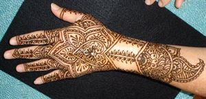 Henna Party, Falafel  Lounge and Restaurant Catering, Orlando — Henna