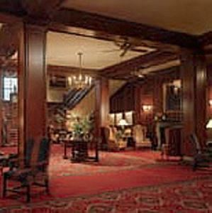 Main Clubhouse -  Harvard Hall Foyer, Harvard Club of Boston, Boston