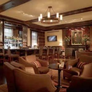 Main Clubhouse -  Commonwealth Lounge, Harvard Club of Boston, Boston