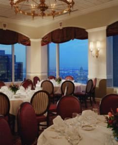 Downtown Club - Harbor Suite, Harvard Club of Boston, Boston