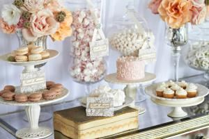 "Chattanooga Catering, Chattanooga — Dessert buffets and candy stations can give your event a unique feel while offering guests a take home reminder of the ""sweet"" time they had while at your event in Chattanooga!"