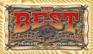 The Best Barbeque Catering, Gardnerville