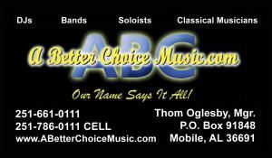 A Better Choice Music .com, Mobile