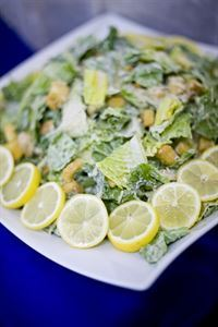 Luncheon Meeting / Dinner Party - the easy way!, Douglas K. Katering, Fort Lauderdale — Caesar Salad