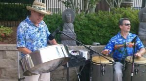 Latitude Adjustment Steel Band
